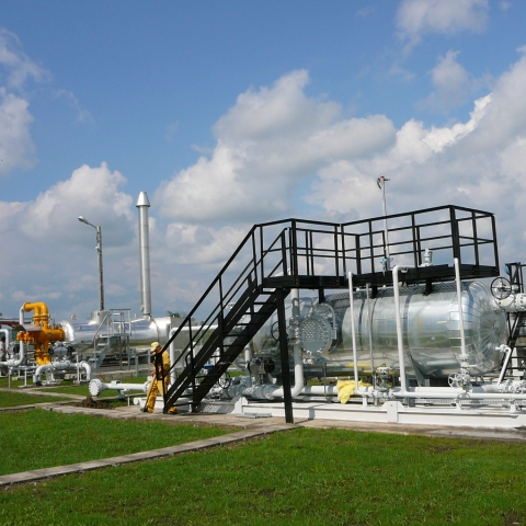 PDC oil gas development